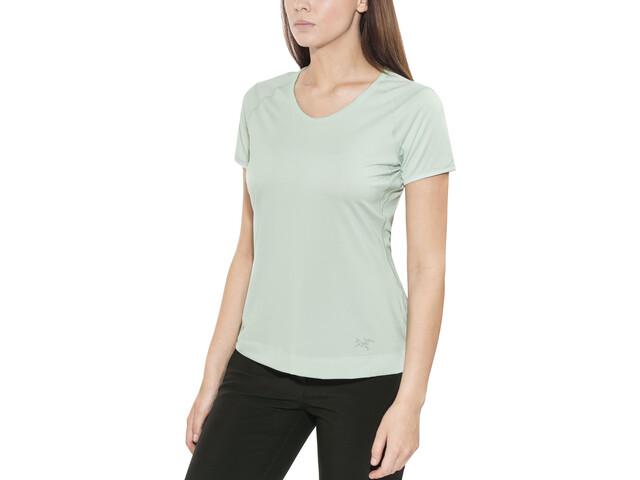Arc'teryx Mentum T-Shirt Damen ionic sky